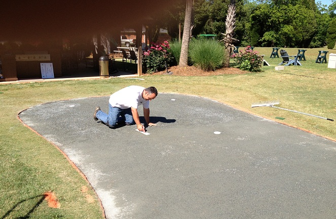 Charmant Custom Undulations U2013 We Create Custom Undulations So You Can Practice  Effectively On Your Backyard Green.