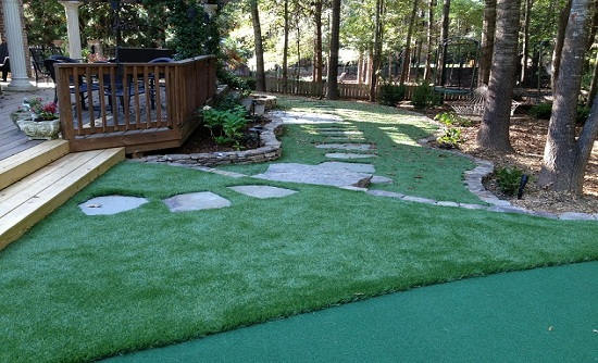 Artificial Lawn Installation North Carolina aa